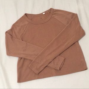 2 for $20. PacSun Basic Nude Sweater